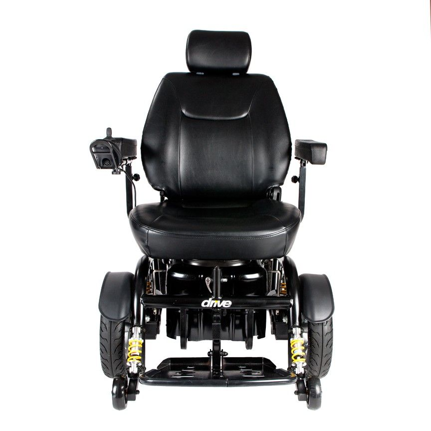 2850HD-22; 2850HD-24 Drive Medical Mobility Trident HD Power Wheelchair