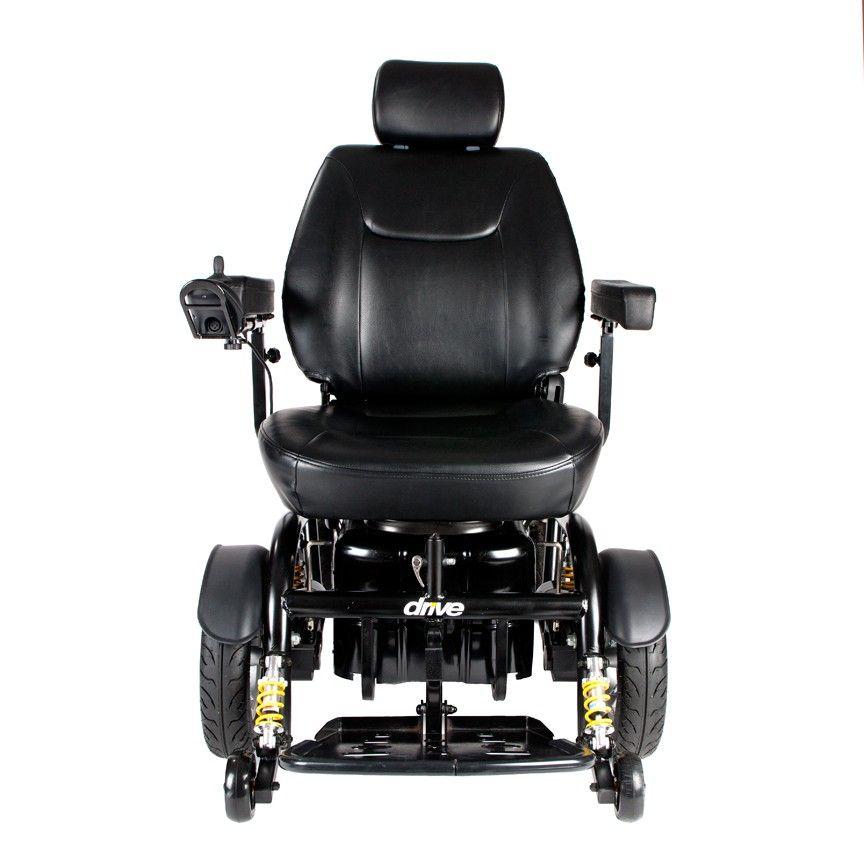 2850HD-22; 2850HD-24 Drive Medical Mobility Trident HD Power Wheelchair
