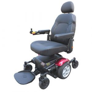 Merits Vision Sport P326D Power Wheelchair