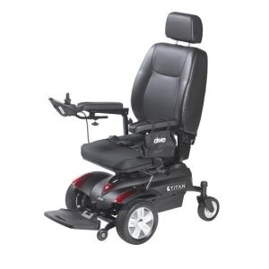TITANP22 Drive Mobility Titan P22 Power Wheelchair
