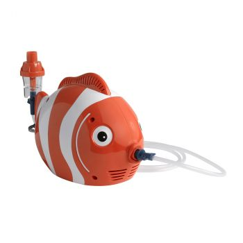 Drive Medical Clown Fish Pediatric Compressor Nebulizer-Disposable and Reusable Nebulizer