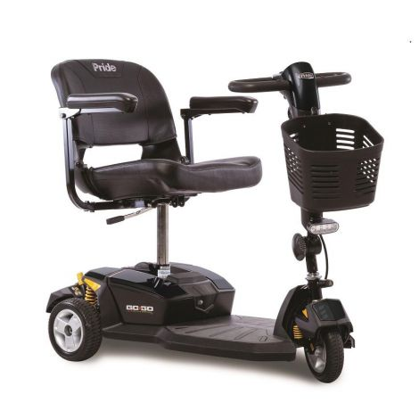 Pride Go-Go® LX with CTS Suspension 3-Wheel