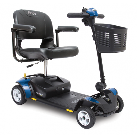 Pride Go-Go Elite Traveller® 4-Wheel