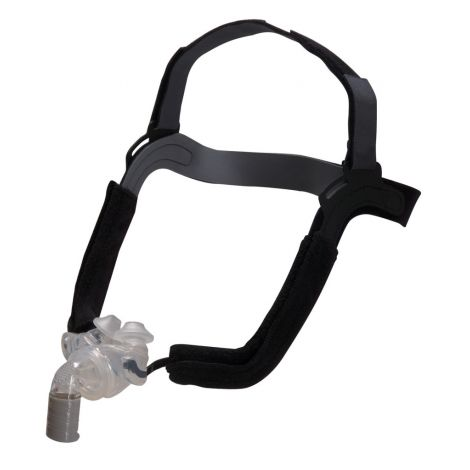 DeVilbiss Aloha Nasal Pillow CPAP Mask with Headgear