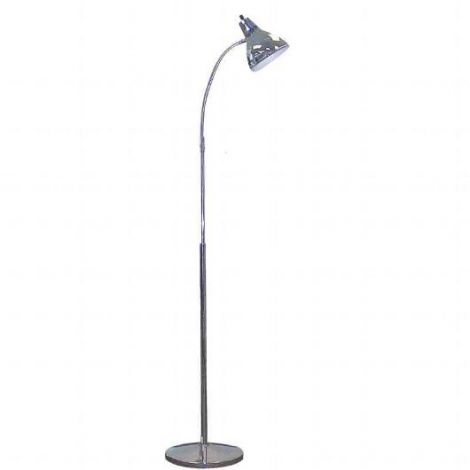 Drive Medical Gooseneck Floor Lamp w/Cone Style Shade 13405