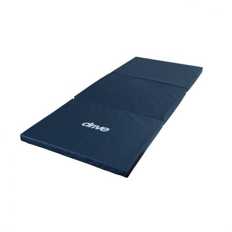Drive Medical Tri-Fold Bedside Fall Mat 14700
