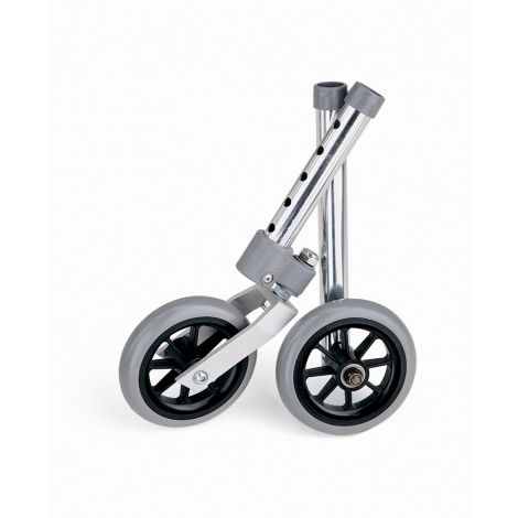 "Medline Guardian Walker Wheel - 3"" Fixed"