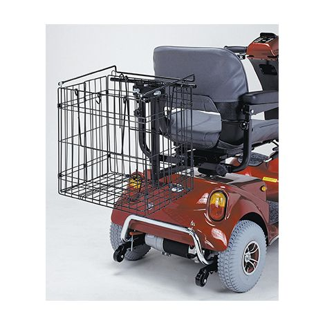 Accessories Merits Foldable Rear Basket (Large)