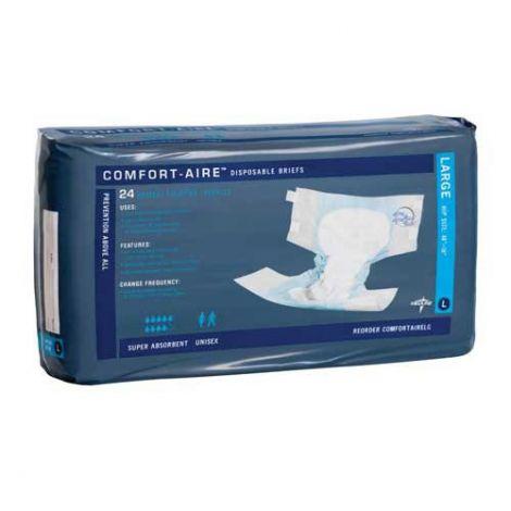 Comfort-Aire Disposable Briefs - Heavy Absorbency COMFORTAIRMDZ