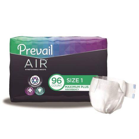 Prevail Air Briefs - Maximum Plus Absorbency AIR-012