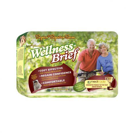 Unique Wellness Superio Brief 2131