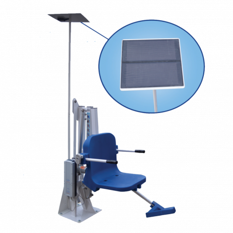 Aqua Creek Solar Charging Station F-04