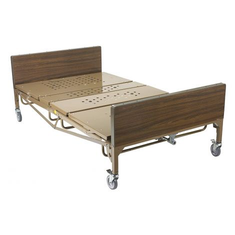 Drive Medical 750 lbs. Bariatric Full-Electric Bed
