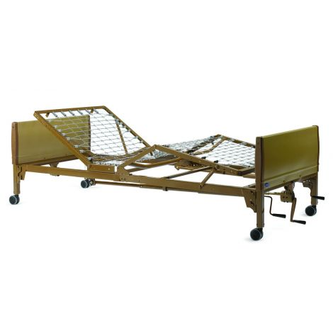 Invacare Manual - Single Crank Hi/Lo Bed Frame