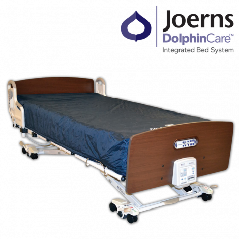 Joerns DolphinCare™ Integrated Bed System