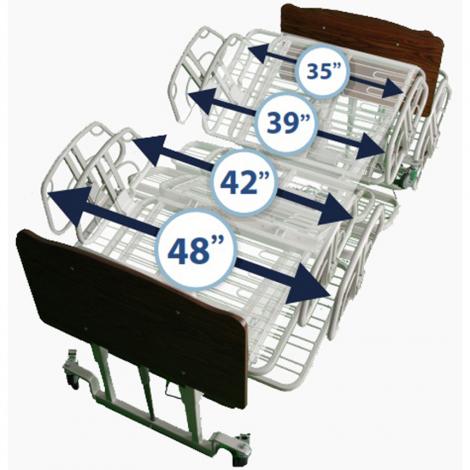 Med-Mizer Comfort Wide EX-8000 Bed Frame