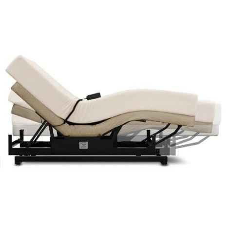Sleep-Ezz Standard Adjustable Headboard Hugger Bed