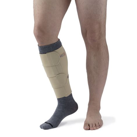 CompreFlex Below Knee No Foot Compression 1414-NF-BKR