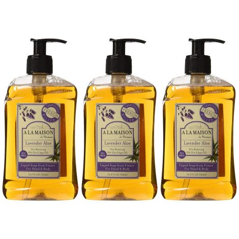 A La Maison French Liquid Soap