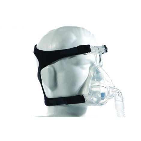 AG Industries Sopora Full Face CPAP Mask with Headgear SP-FMS