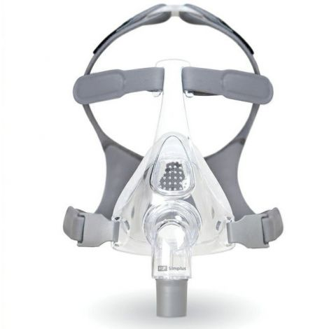 Fisher & Paykel Simplus Full Face CPAP Mask with Headgear 400476