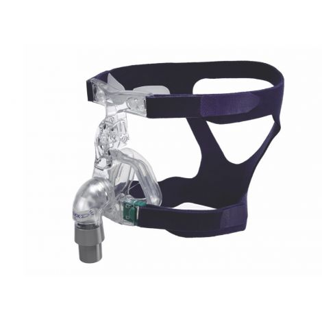 ResMed Ultra Mirage Full Face CPAP Mask with headgear 60602