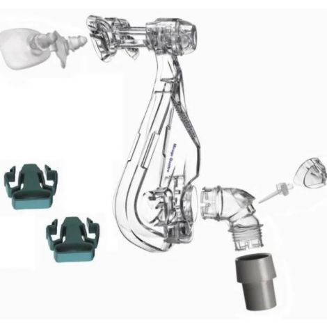 Resmed Frame Assembly for Mirage Quattro Full Face CPAP Mask 61266