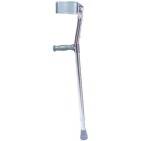 Drive Medical Steel Forearm Crutches 10403