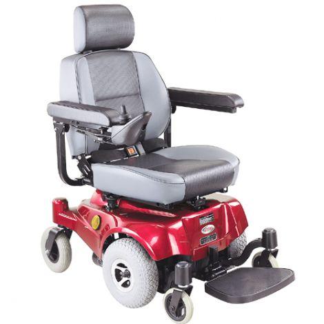 HS-2800-R_Compact Mid-Wheel Drive Power Chair