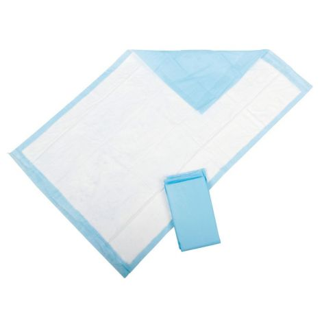 Medline Economy Protection Plus Underpads, Light Absorbency