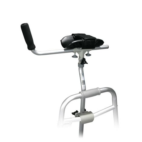 Drive Medical Bariatric Platform Walker/Crutch Attachment 10105HD-2