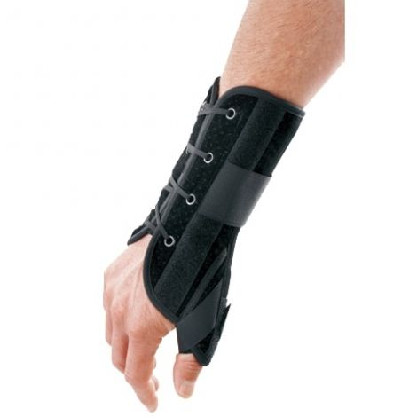 Breg Wrist Lacer with Thumb Spica 10362