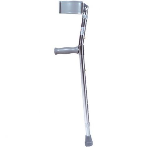 Drive Medical Adult Steel Forearm Crutches
