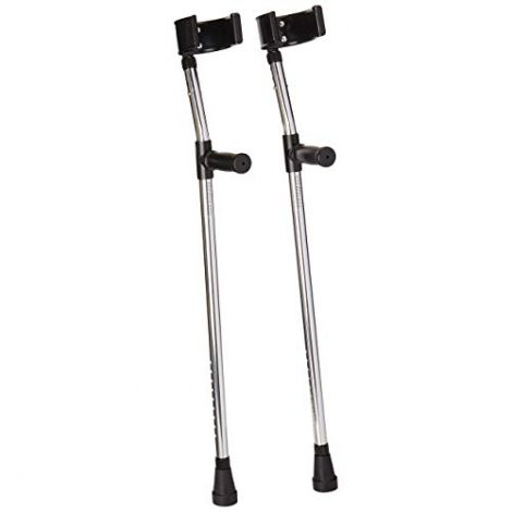 Medline Guardian Forearm Crutches - Standard