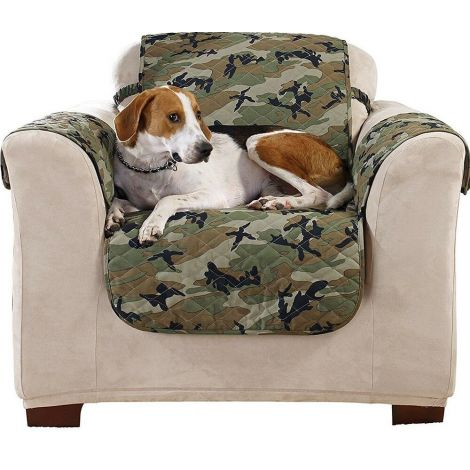 Sure Fit Camouflage Furniture Cover