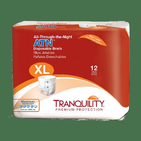 Tranquility ATN All-Thru-the-Night Briefs Maximum Absorbency