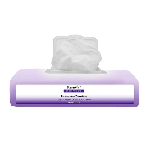 Dukal Dawn Mist Personal Wipes