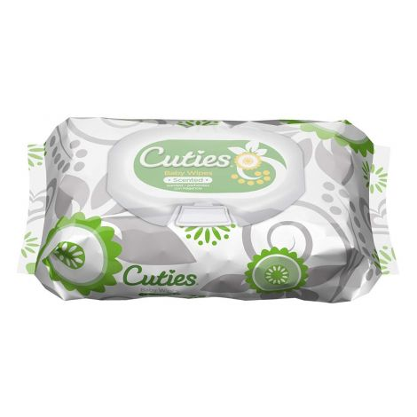 First Quality Cuties Wipes for Sensitive Skin CR-16513/2