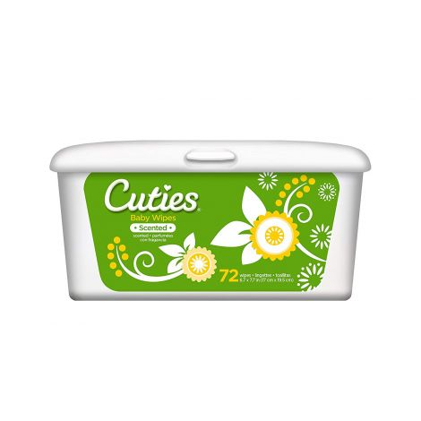 First Quality Cuties Wipes with Lavender CR-350