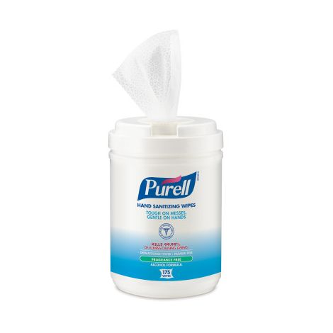 Gojo Purell Sanitizing Wipes 9031
