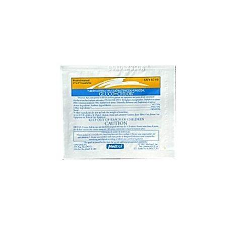 Medtrol Glucose Meter Cleaning Wipes