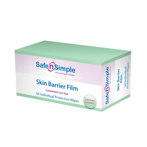 Safe n Simple Barrier Wipes