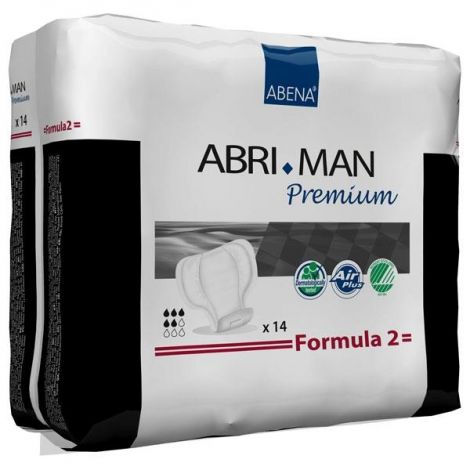 Abri-Man Abena Premium Male Incontinence Insert Pads 41007
