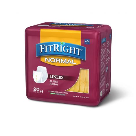 Medline FitRight Liner Pads