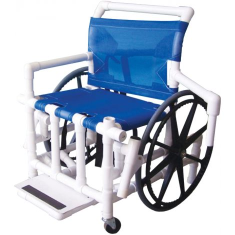 Aqua Creek Poseidon with Mesh Seat Manual Wheelchair