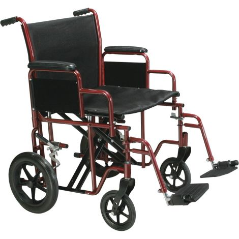 Drive Medical Heavy Duty Transport Chair