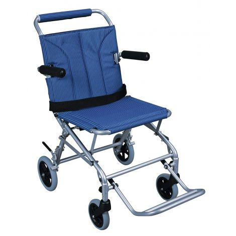 Drive Medical SuperLight with Carry Bag Manual Wheelchair