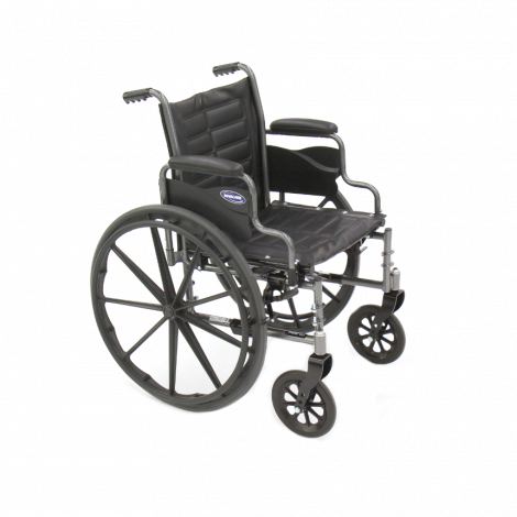 Invacare Tracer EX2 Quick Ship Manual Wheelchair