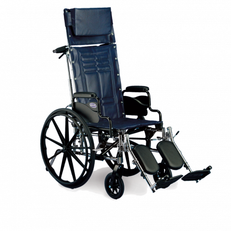 Invacare Tracer SX5 Recliner - Custom Manual Wheelchair