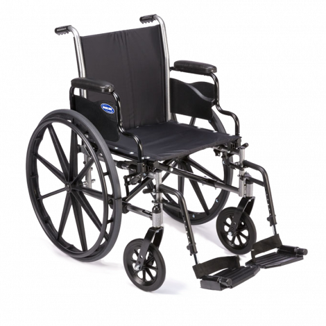 Invacare Tracer SX5 Quick Ship Manual Wheelchair